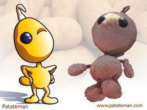 01-Patateman