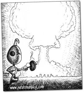 OUI au Nucléaire-Patateman