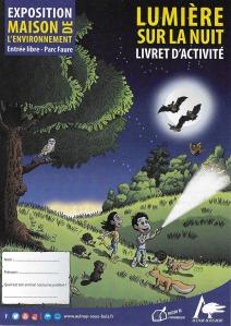 Affiche Maison de l'Evironnement